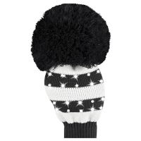 Bommel Sparkle Strick Headcover